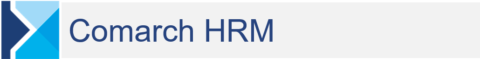 Comarch HRM